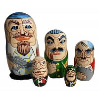 Infamous Dictators Matryoshka
