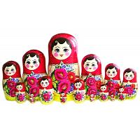 Semenov 15 Piece Nested Doll