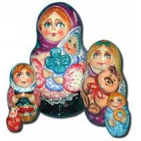 Baby Shower Matryoshka
