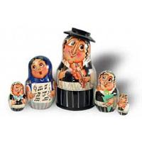 Jewish Music Nested Doll