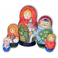 Summer Errands Matryoshka