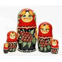 Ashberry Matryoshka Doll