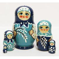 Goat Willow Matryoshka