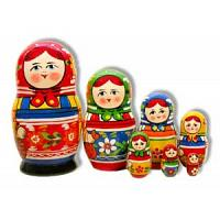 Traditional Dress Matryoshka