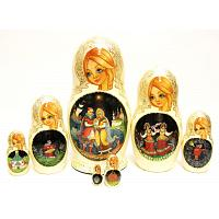 Russian Fairy Tales Doll