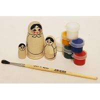 Paint Yourself Matryoshka