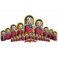 Semyonov 40 Piece Russian Doll