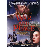 War & Peace Russian DVD