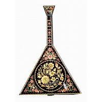 Decorative Russian Balalaika