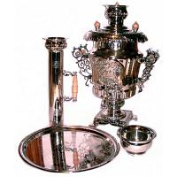 Russia Combined Samovar Set