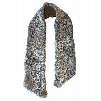 Persian Lamb & Cashmere Scarf