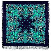 Winter Beauty Pavlovo Posad Shawl