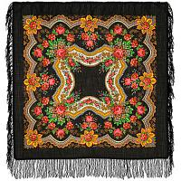 Golden Leaves Pavlovo Posad Shawl