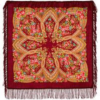 Nice Evening Pavlovo Posad Shawl
