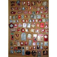 Lenin Assorted Soviet Pins