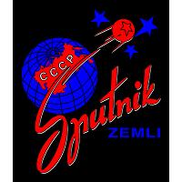Soviet Sputnik Satellite T-Shirt