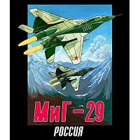 MiG-29 Fighter Jet T-Shirt