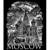 Saint Basil's Cathedral T-Shirt
