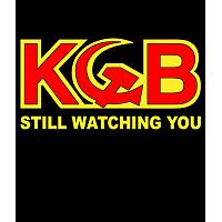 KGB Still Watching You T-Shirt