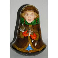 Little Boy Chime Doll