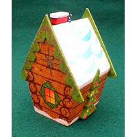 House Christmas Ornament
