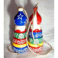 Bell Christmas Ornament