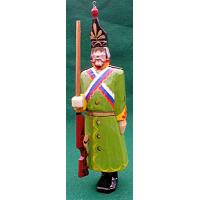 Russian Empire Grenadier Ornament