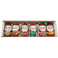 Santa Claus Christmas Ornament Set