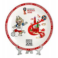 2018 World Cup Souvenir Plate