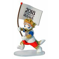 2018 World Cup Mascot Zabivaka