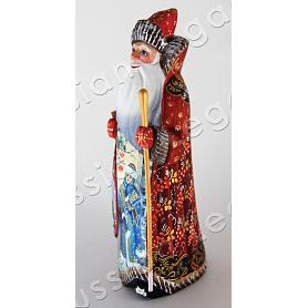Santa Claus: Snow Maiden Figurine 2