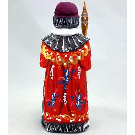 Santa: Red Coat Figurine 3