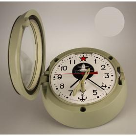 Vostok Russian Submarine Clock 3