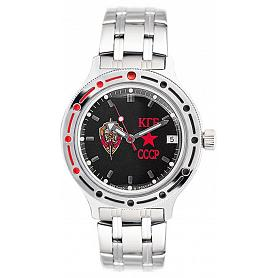 KGB Vostok Komandirskie Diver's Watch 2
