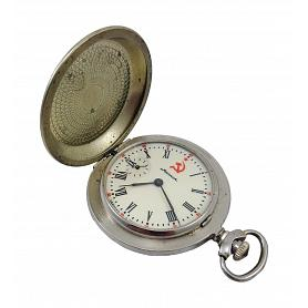 KGB USSR Molnija Pocket Watch 2
