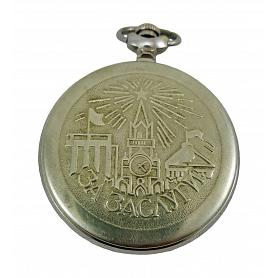 KGB USSR Molnija Pocket Watch 3