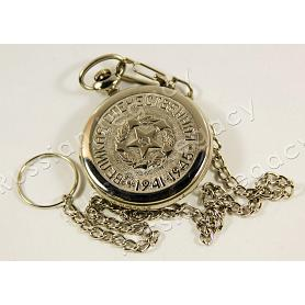 Patriotic War Molnija Pocket Watch 3