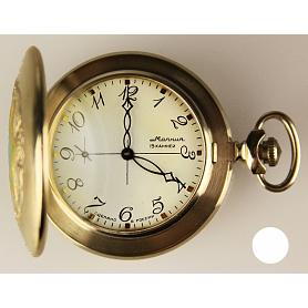 Star of David Molnija Pocket Watch 2