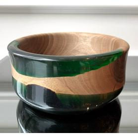 Meadow Handmade Designer Wooden Bowl 2