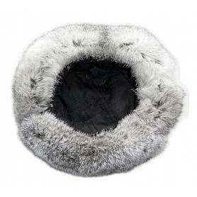 Rabbit Fur Russian Trooper Hat 3