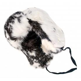 Rabbit Fur Russian Ear Flap Hat 2