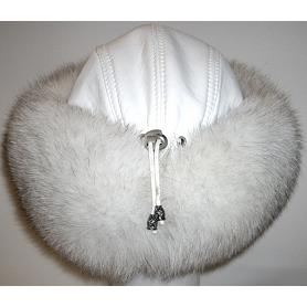 Women's Cossack Russian Fur Hat 3