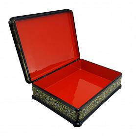 Sleeping Princess Lacquer Box 3