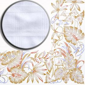 Tropical Pure Cotton Tablecloth 2