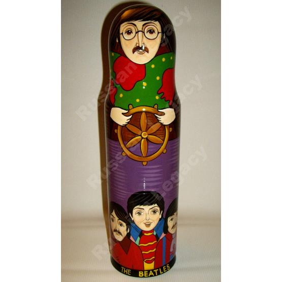 Beatles Bottle Case 1