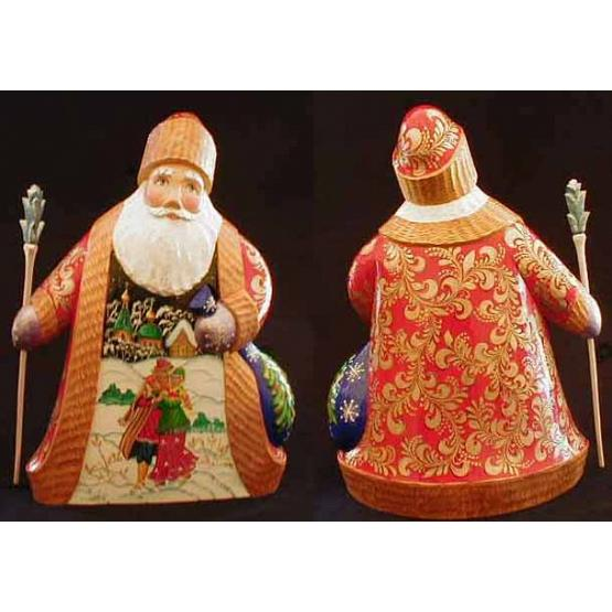 Santa: Russian Couple
