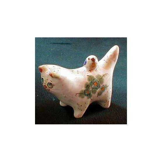 Kitty Porcelain Figurine