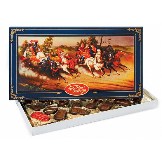 Krasny Oktyabr Fudge Chocolates