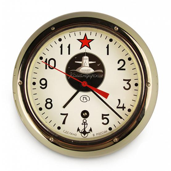 Vostok Russian Submarine Clock 1