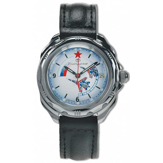 Russian Air Force Vostok Watch 1